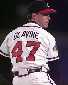GLAVINE C DCS