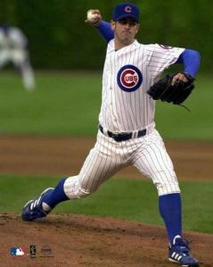 Mark-Prior---First-Game-Photograph-C10108942